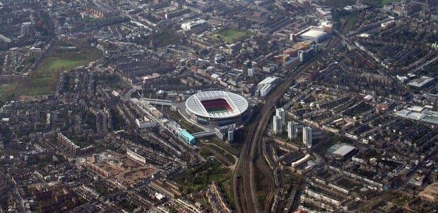 Emirates-fodboldbyer