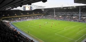 Tottenham Hotspur fodboldrejser
