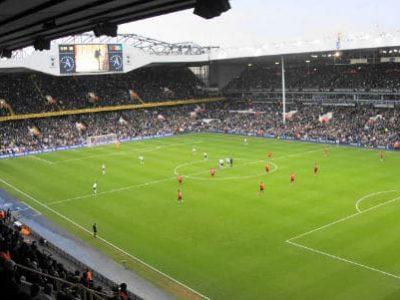 Tottenham Hotspurs fodboldrejser