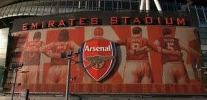 Arsenal FC fodboldrejse