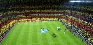El Clásico i Barcelona