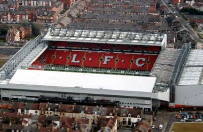Fodboldrejse Liverpool