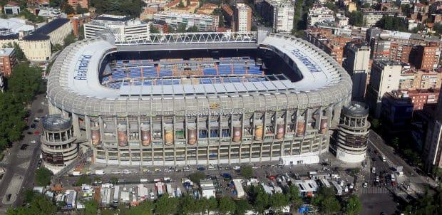 Fodboldrejse Real Madrid