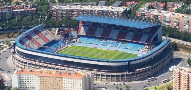 Fodboldrejser Atletico Madrid
