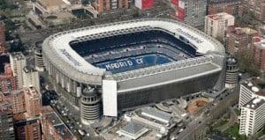 Fodboldrejser Real Madrid
