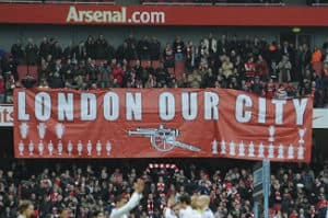 North London Derby fodboldrejser