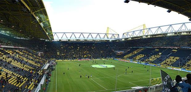 Fodboldrejser Dortmund