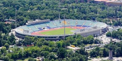 Fodboldrejser Sofia