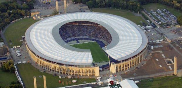 Hertha-Berlin-Olympiastadion