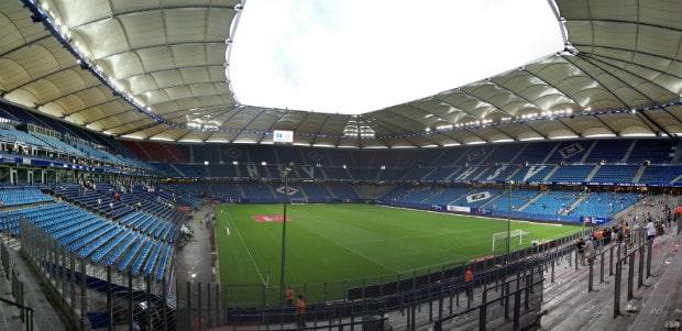 Hamburger SV fodboldrejse