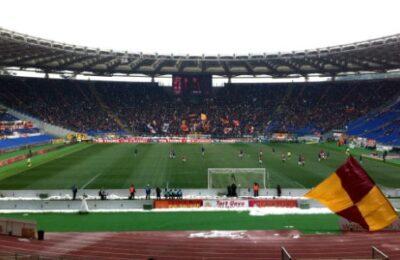 fodboldrejser as roma