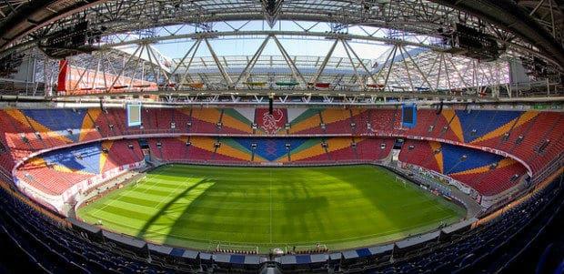 fodboldrejser-ajax-amsterdam