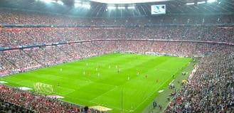 Bayern München fodboldrejse
