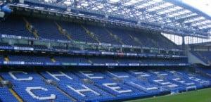 Chelsea FC fodboldrejser