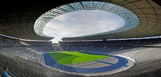 Hertha Berlin fodboldrejse