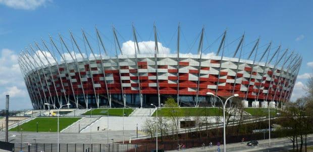 Polen-Stadion-Narodowy