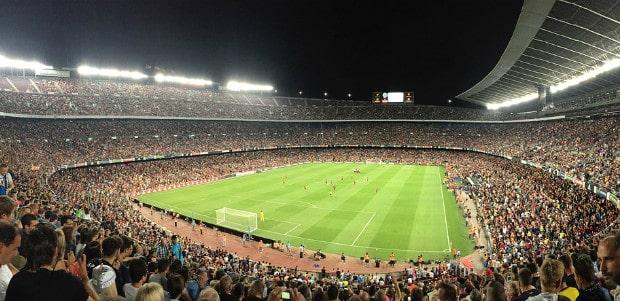 la liga fodboldrejse