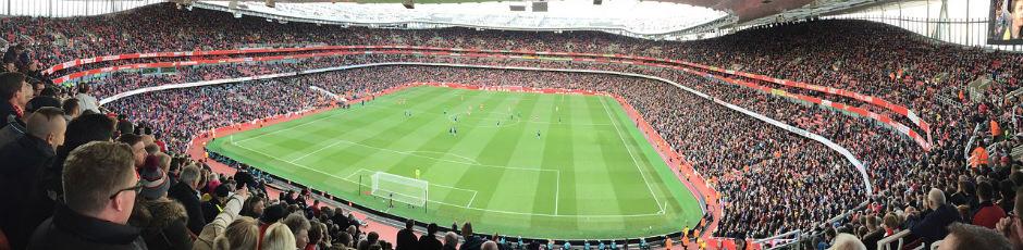 fodboldrejser arsenal