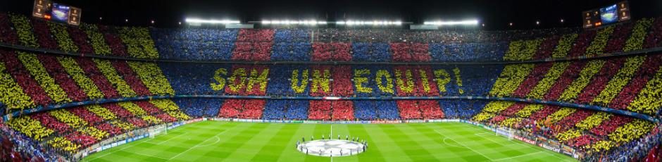 barcelona billetter